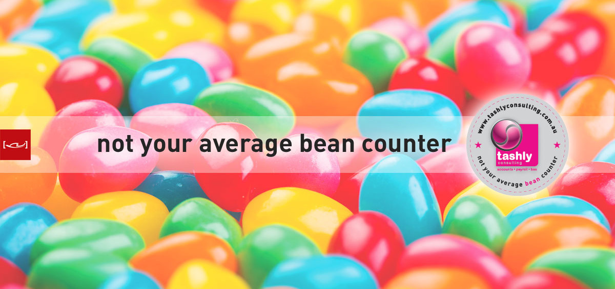 signBlog - recent project tashly consulting, not your average bean counter
