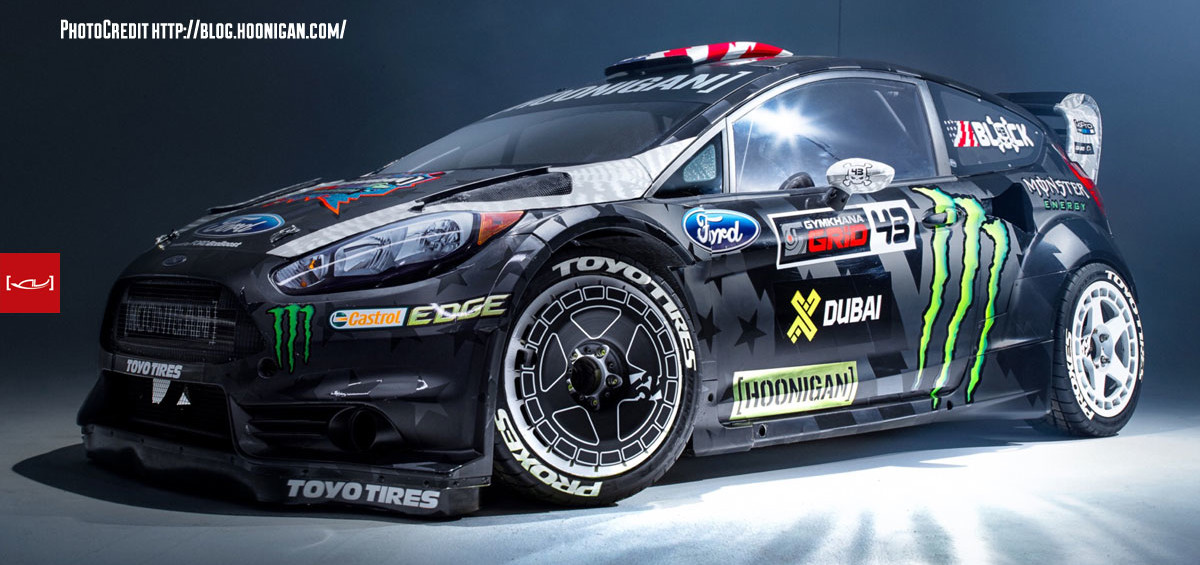 tashlydesign, designBlog - Gymkhana Eight Livery, Ken Block