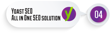 Yoast SEO - wordpress search engine optimisation