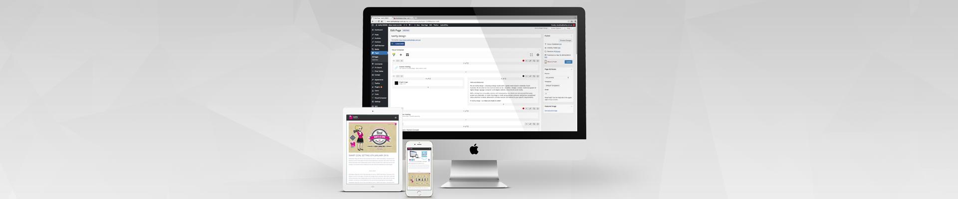 webDesign - powered by wordpress