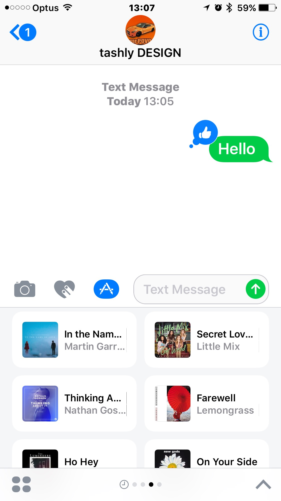 iOS 10 iMessage - App Store