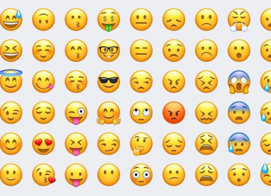 TD designBlog - iOS 10 new emoji